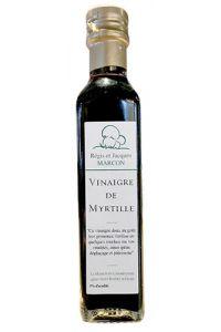 MARCON REGIS ET JACQUES-VINAIGRE DE MYRTILLE-10 CL