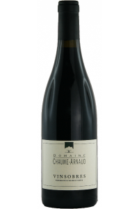 VINSOBRES-DOMAINE CHAUME ARNAUD-ROUGE-2015-75CL