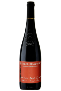 AOC SAUMUR-CHAMPIGNY-DOMAINE LE PETIT SAINT-VINCENT-ROUGE-2019-75CL