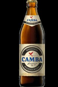 CAMBA WILDERER WEISSE EURO STAMMWURZE 5.6°-50CL