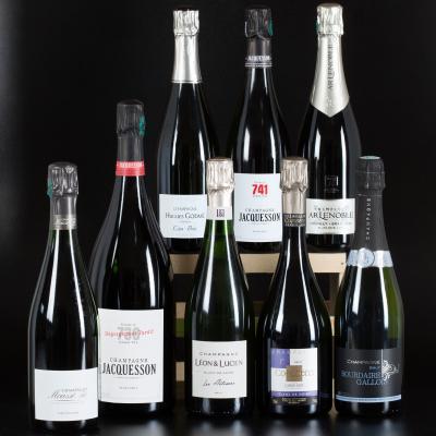Notre sélection de Champagnes
