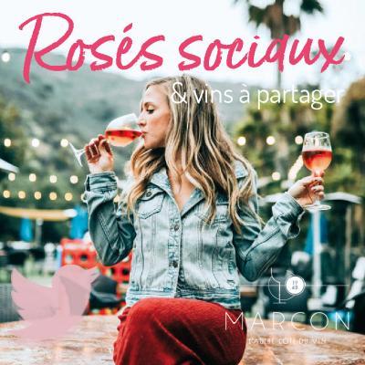 """Soirée dégustation """"Rosés sociaux"""""""