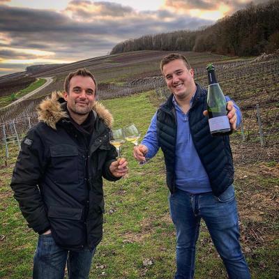 Champagne Mathieu-Nicolas